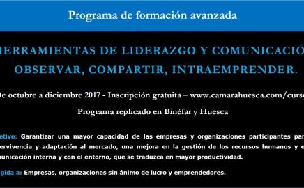 Programa de formación avanzada: