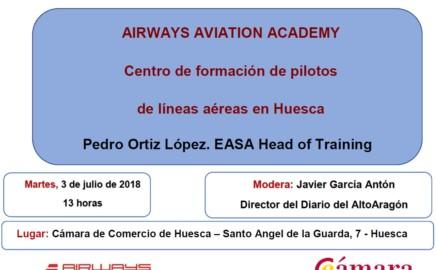 Jornada Airways Aviation Academy 3 de Julio