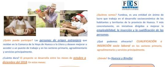 Proyecto Huesca ACTIVA Y DIVERSA