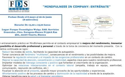 MINDFULNESS IN COMPANY: ENTRÉNATE